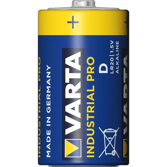 Varta Mono 4020 211 111 Industrial in 20er-Folie