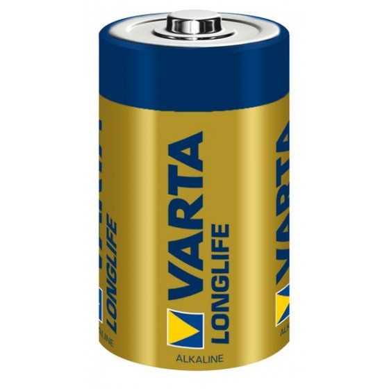Varta Mono 4120 101 111 Longlife Extra in 20er-Folie