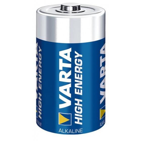 Varta Mono 4920 121 111 HIGH ENERGY in 20er-Folie