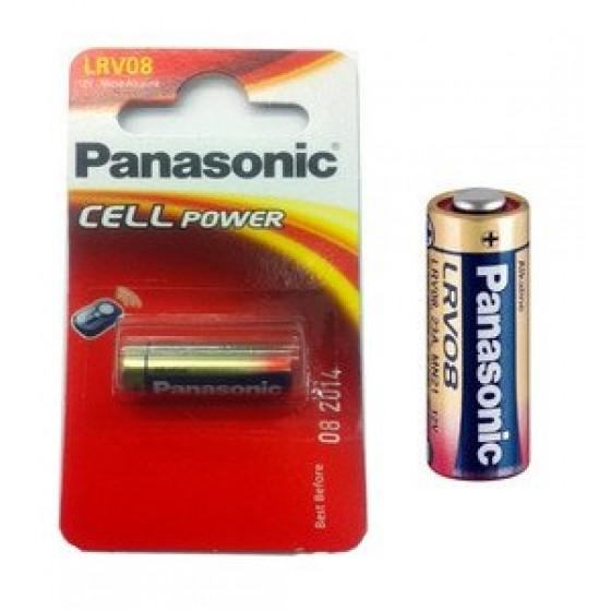 Panasonic LRV08 (23AE/23A/MN21/V23GA) Alkaline Batterie im 1er-Blister
