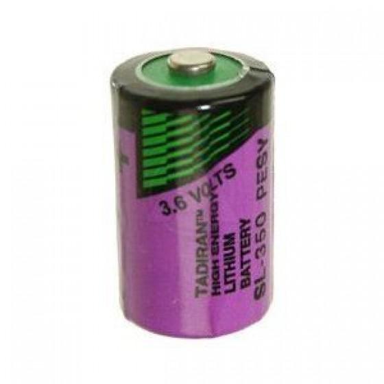 Tadiran 1/2AA SL-350/S 3,6V Lithium 1200mAh