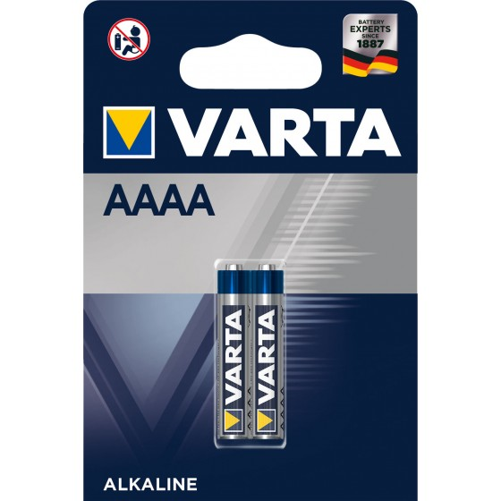 Varta Electronics 4061 101 402 (AAAA/ LR61) im 2er-Blister