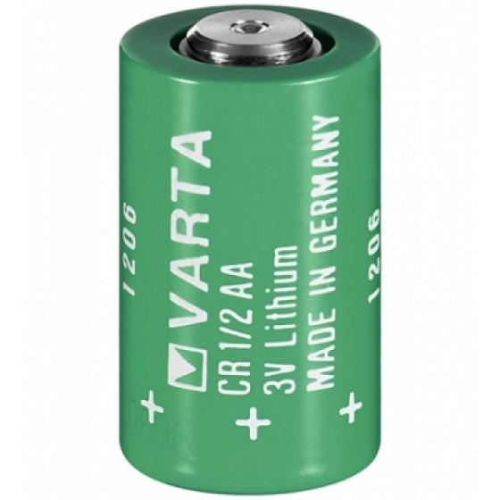 Varta CR1/2AA Nr. 6127 101 301 3V Lithium 970mAh