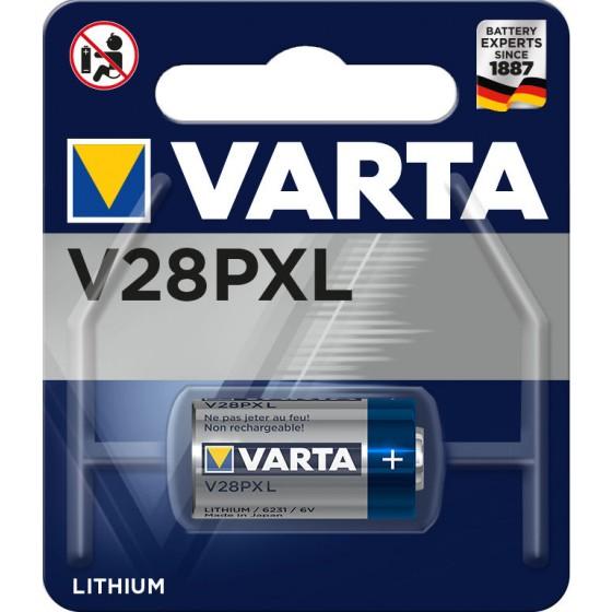 Varta V28PXL 6231 101 401 (2CR1/3N/K28L/PX28L) 6V in 1er-Blister