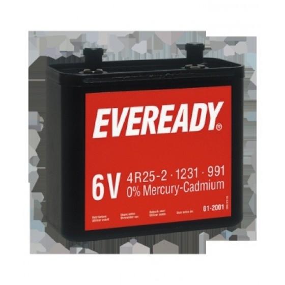 Energizer Spezialbatterie / Kohle Zink Eveready 1231 4R25-2 1 Stück