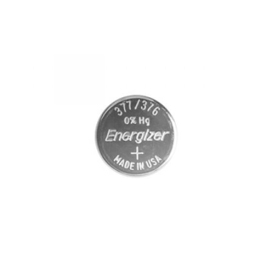 Energizer 377/376 Uhrenbatterie - große Karte in 1er-Blister