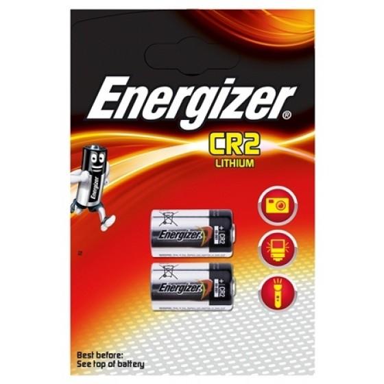 Energizer CR2 - 3V Lithium im 2er Blister