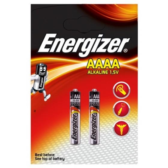 Energizer Max Piccolo E96 (AAAA) 2er Blister