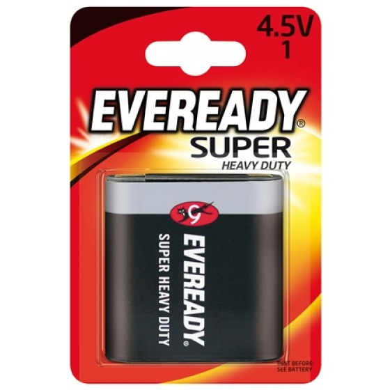 Energizer Eveready SHD Kohle-Zink Normal (4,5V) 1er Blister