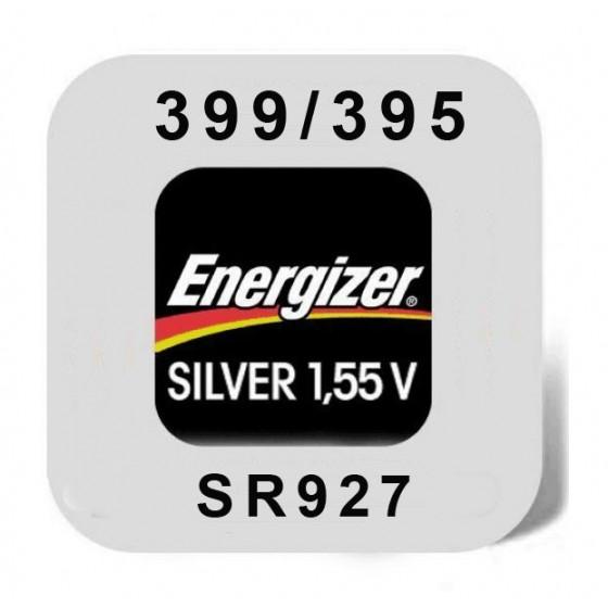 Energizer 395/399 Uhrenbatterie in 1er-Miniblister