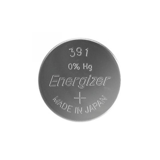 Energizer Spezialbatterie / Uhren-Batterie - Mini Blister 391/381 1er Blister
