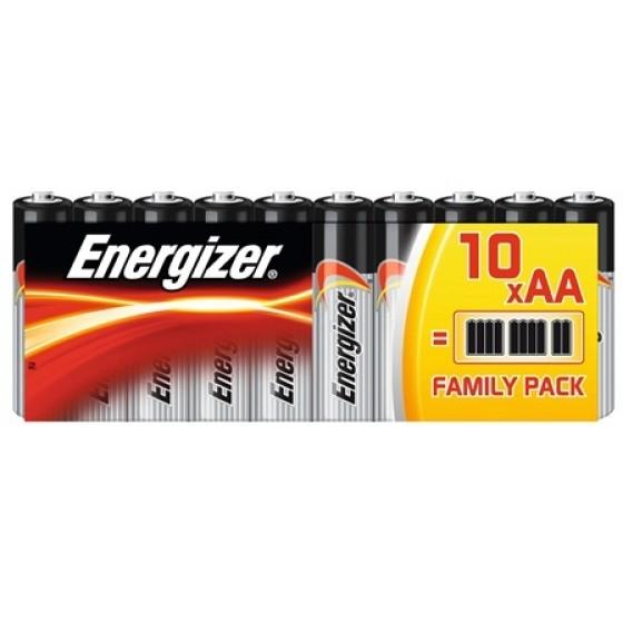 Energizer Alkaline Power Schlauchware Mignon (AA) 10er Blister