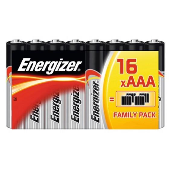 Energizer Alkaline Power Schlauchware Micro (AAA) 16er Blister