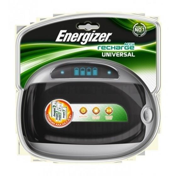 Energizer Ladegerät Universal Charger 1er Blister