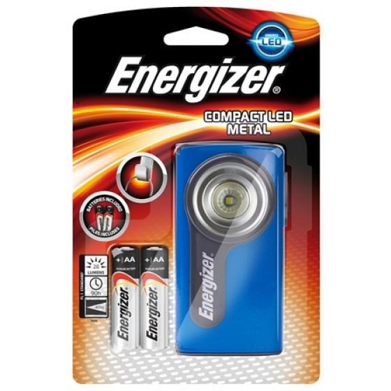 Energizer Taschenlampe Compact LED (mit Batt.)