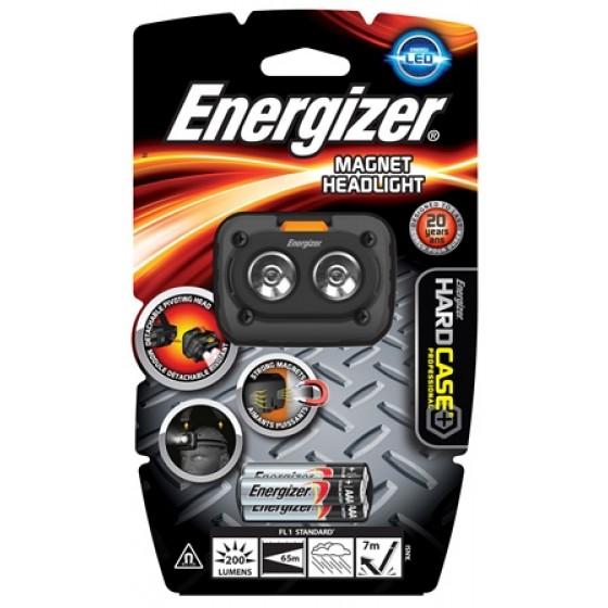 Energizer Taschenlampe Hardcase Pro Headlight 639826