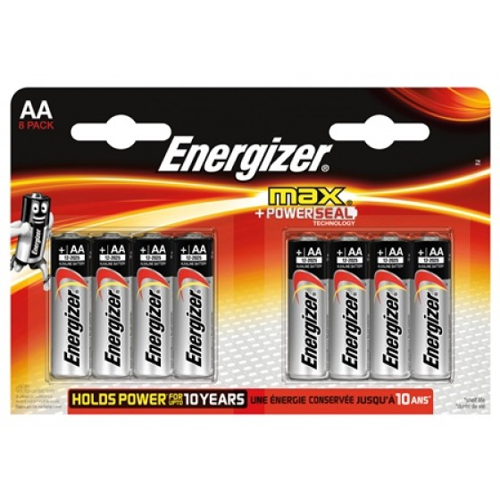 Energizer Max Mignon (AA) 12er Blister