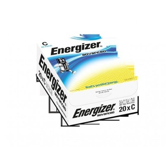 Energizer Advanced Baby E93 (C) einzeln in 20er-Box