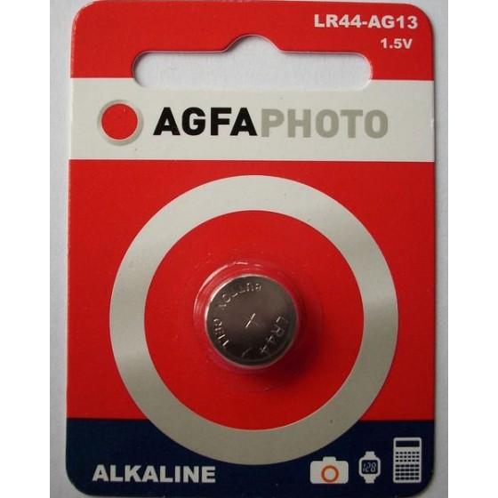 AGFAPHOTO LR44/AG13 1,5V im 1er-Blister