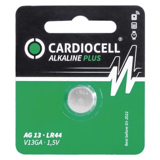 CARDIOCELL LR44 PLUS (V13GA/A76) in 1er-Blister