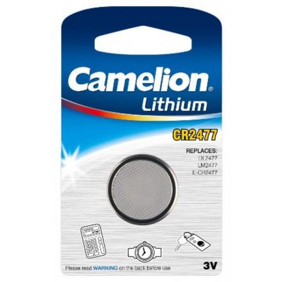 Camelion CR2477 3V Lithium in 1er-Blister
