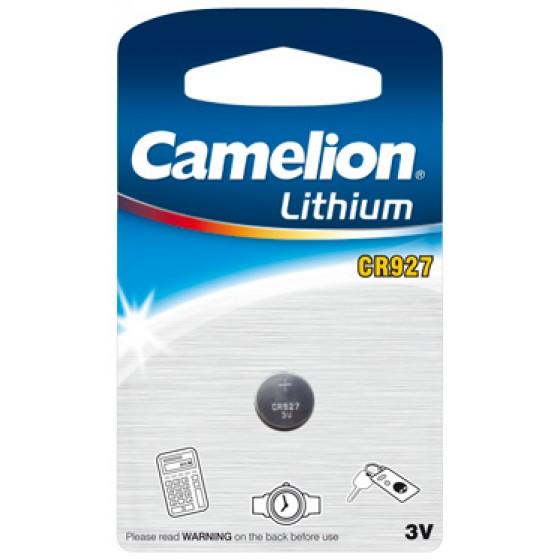 Camelion CR927 3V Lithium in 1er-Blister