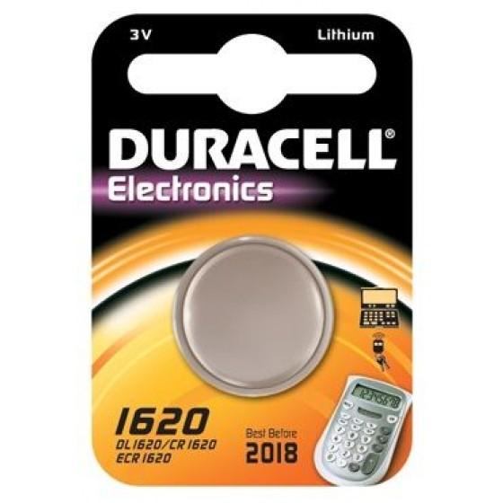 Duracell DL1620 3V Lithium in 1er-Blister (groß)