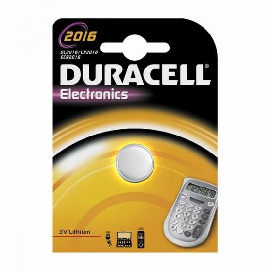 Duracell DL2016 3V Lithium 1er-Blister (groß)