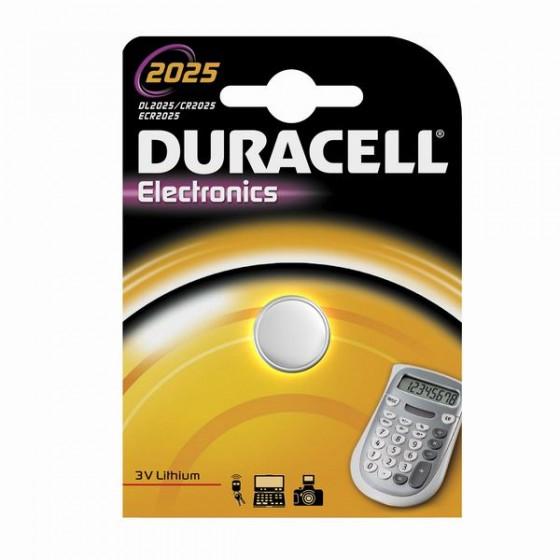 Duracell DL2025 3V Lithium 1er-Blister (groß)