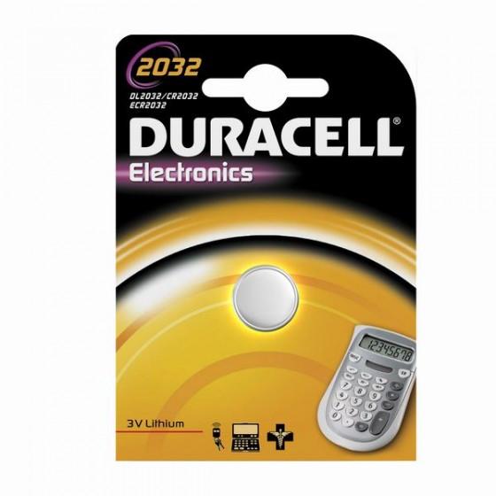 Duracell DL2032 3V Lithium 1er-Blister (groß)