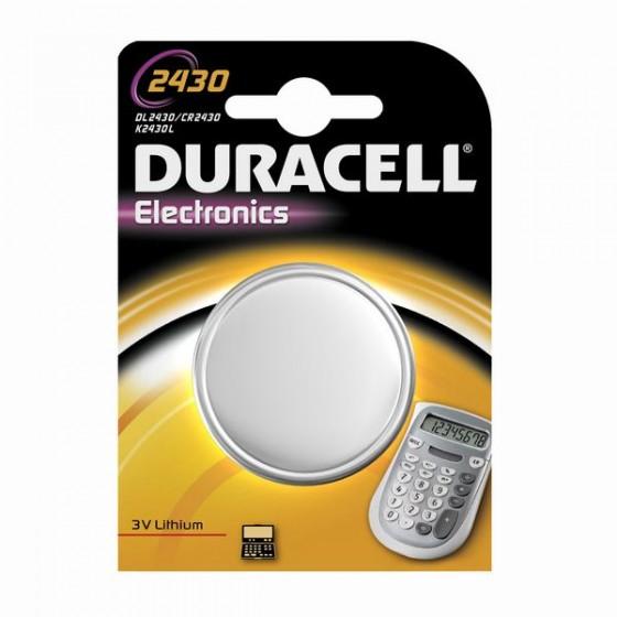 Duracell DL2430 3V Lithium 1er-Blister (groß)