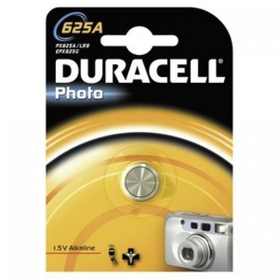 Duracell PX625A 1,5V=V625U/LR9/2606 1er-Blister (groß)