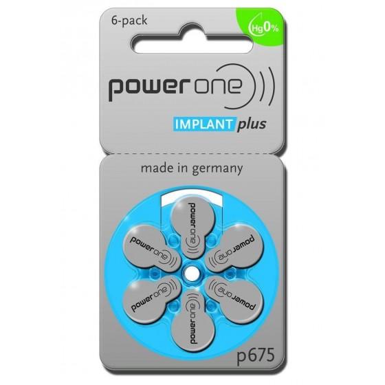 POWER ONE P675 IMPLANT plus  (PR44)  1,45V