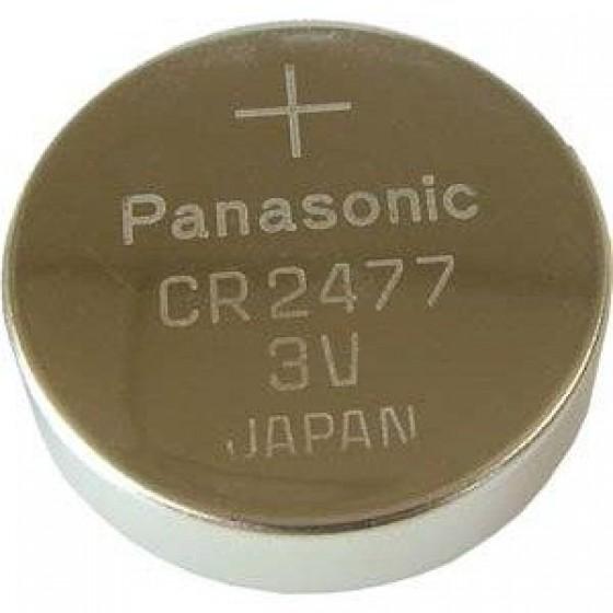 Panasonic CR2477 3V Lithium lose
