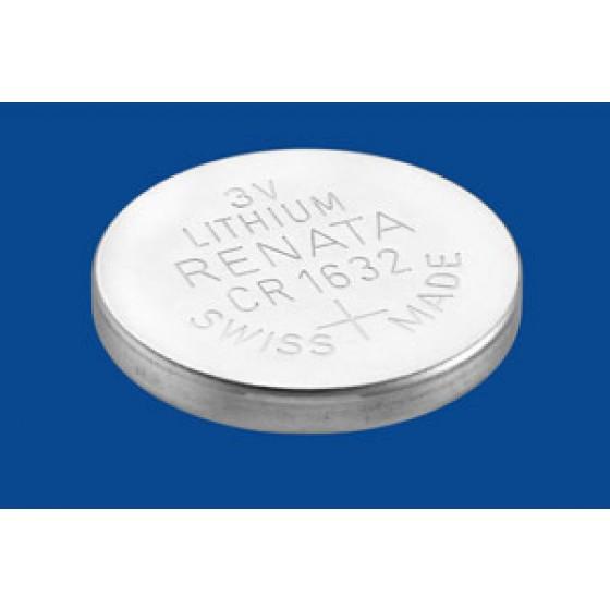 Renata CR1632.CU 3V Lithium in 1er-Blister 125mAh