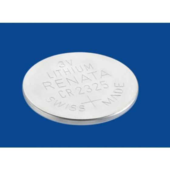 Renata CR2325.CU 3V Lithium in 1er-Blister 190mAh