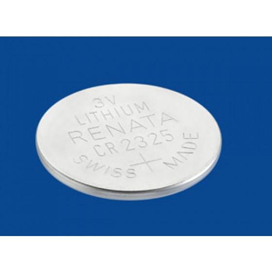 Renata CR2325.CU 3V Lithium in 1er-Blister 190mAh
