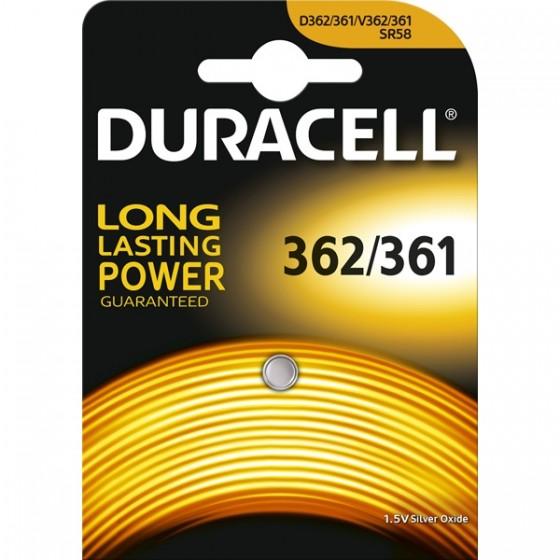 Duracell D362/361 (SR721SW/V362) 1er-Blister (groß)