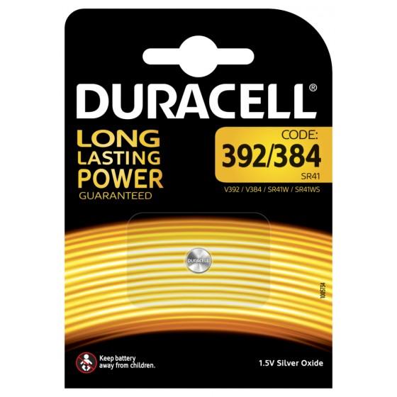 Duracell D392/384 (SR41) 1er-Blister (groß)