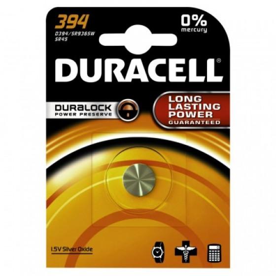 Duracell D394 (SR936SW, SR45) 1er-Blister (groß)