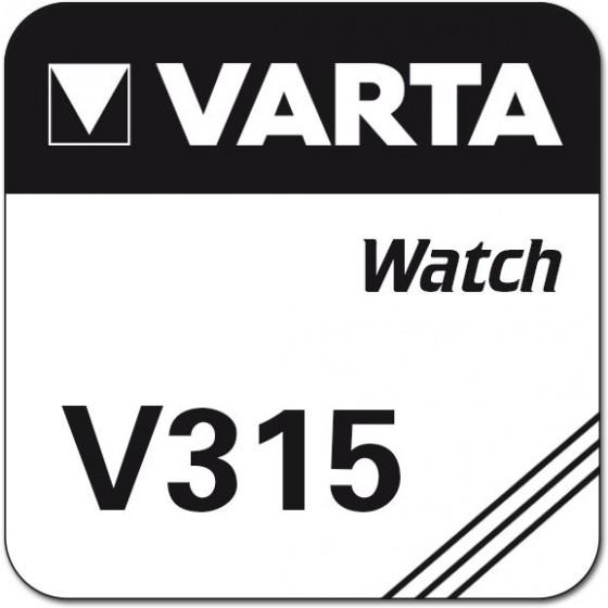 Varta V315 (SR716/716SW) Nr. 00315 101 111