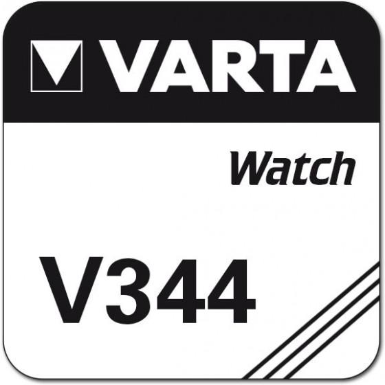Varta V344 (SR1136SW) Nr. 00344 101 111