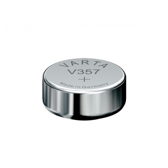 Varta V357 ( V13GS/10L14/G13/V303/SR44SW/SG13) Nr. 00357 101 111