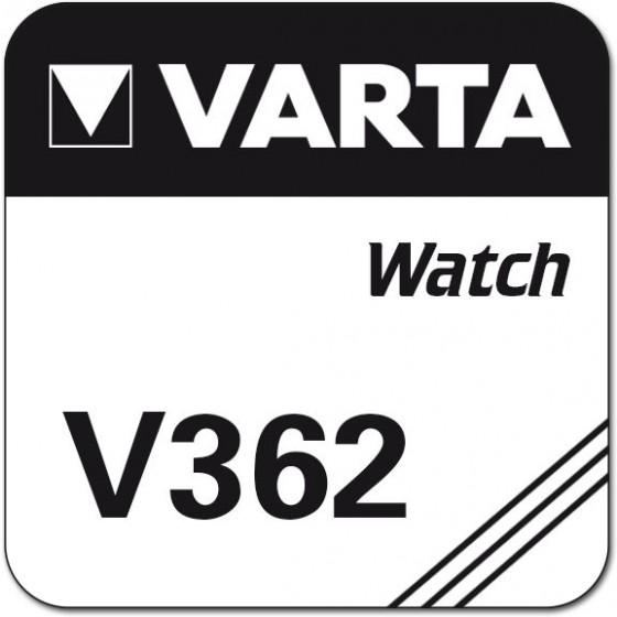 Varta V362  (SR58/SR721SW) Nr. 00362 101 111