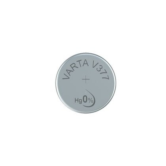 VARTA Watch V377 1er OEM Nr. 00377 101 501