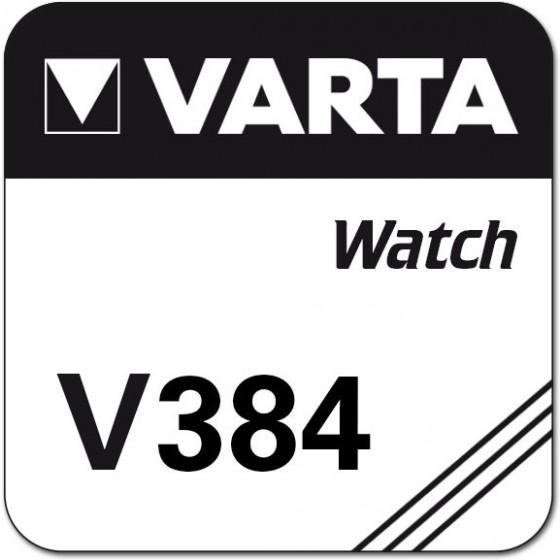 Varta V384 (SR41) Nr. 00384 101 111
