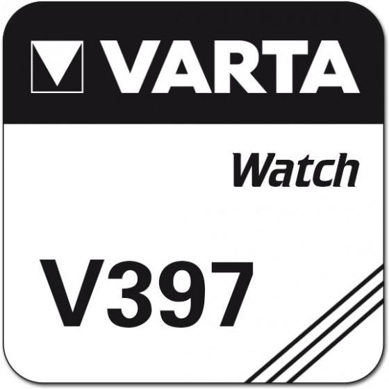 Varta V397 (SR726SW, AG2, SR59) Nr. 00397 101 111
