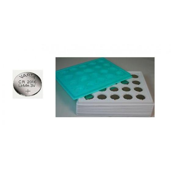 Varta CR2016 Nr. 06016 101 501 3V Lithium in Bulk