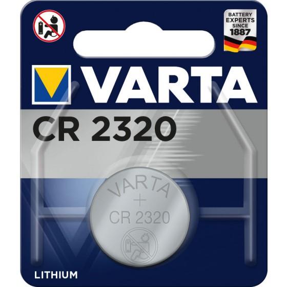 5 x Varta CR 22320 + lR44