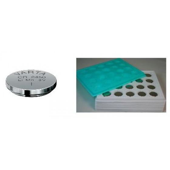 Varta CR2450 (6450 101 501) 3V Lithium in Bulk